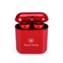 Stereo Twins Earbuds True Wireless Earphone