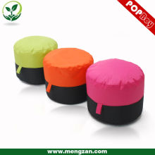 promotion items! beanbag chair footstool, cube beanbag ottoman