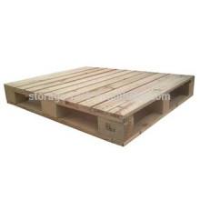 Штабелирование поддонов / деревянных материалов Европоддоны / 4-полосная поддонов