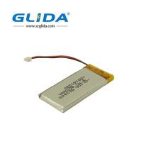 Bateria de polímero de lítio de alta qualidade 3,7v 500 mah