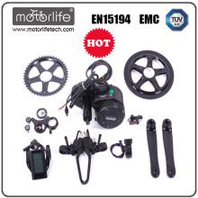 Arbeiten Sie einen vollen gesetzten Radnabenmotor / elektrischen Fahrradnabenmotor 250w / 36v intelligenten Prüfer um