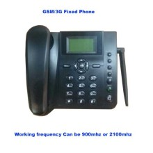 Quad Band GSM / CDMA / WCDMA 3G Fixed Wirelss Phone