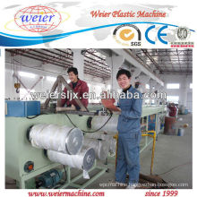 PP/PE Plastic Wire Drawing production machine