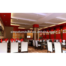 Chinese food theme restaurant furniture sets XY0810