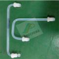 FEP Anticorrosive Bending Elbow Pipe