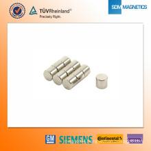 D8*7.25mm N42 Neodymium Magnet