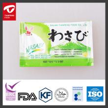 Mini-Wasabipaste im Beutel mit FAD-Zertifikat
