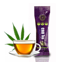 Herbal extract 20% liposome water soluble CBD  fruit flavor infused Food coffee energy collagen drink