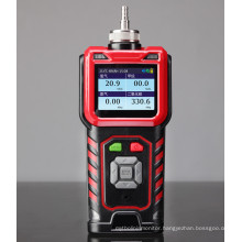 Portable CO2 monitor gas analyzer