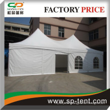 5x10m tension canopy tent with aluminum frame for garden party