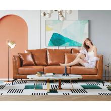 PU Leather Office Sofa