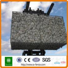 hexagonal mesh wire basket