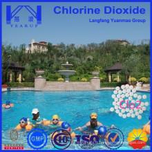 Fournisseur de chlore pour piscines respectueuses de la sécurité