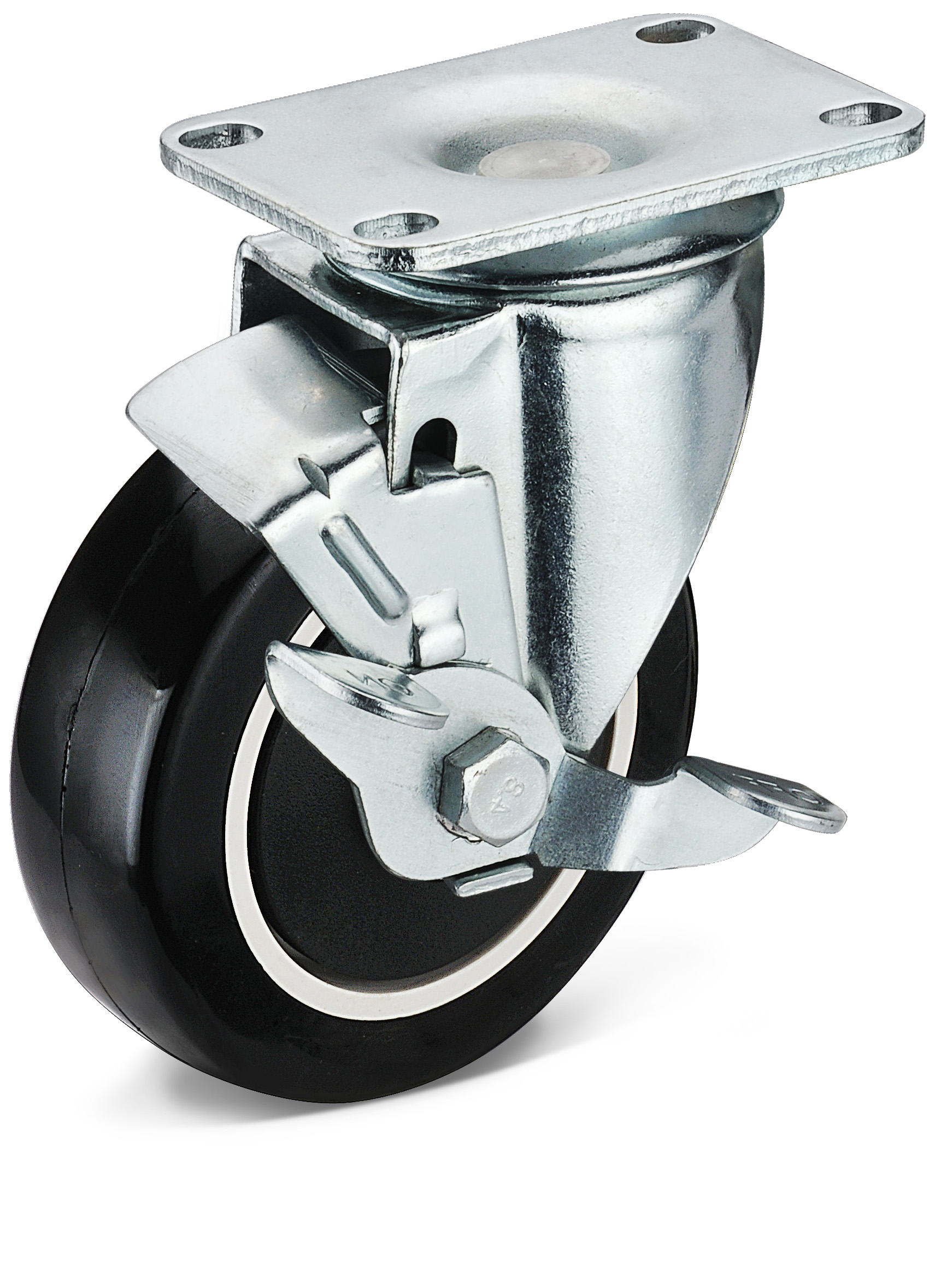 Furniture Casters with brake