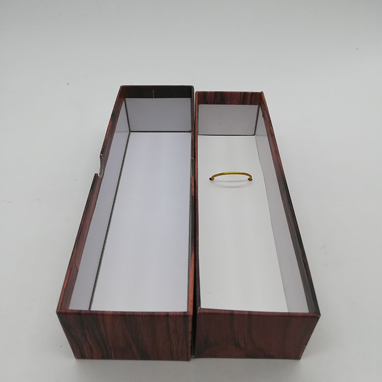 Wood Color Gift Box