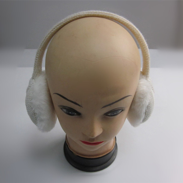 Cable Knitted Ear Muff