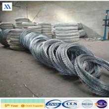 High Quality Galvanized Cross Razor Barbed Wire (XA-RB9)