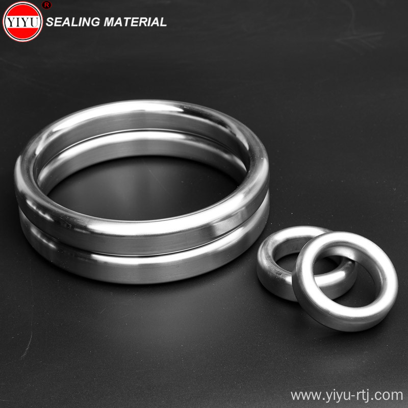 SS304L OVAL Ring Joint Gasket
