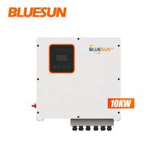 Bluesun mppt hybrid solar inverter 8kw 10kw 12kw three phase energy storage system