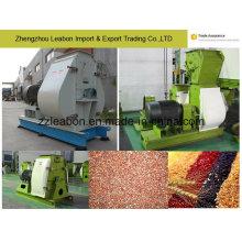 Machine de concassage de maïs de grain disponible pour la ligne de fabrication de granule d'alimentation