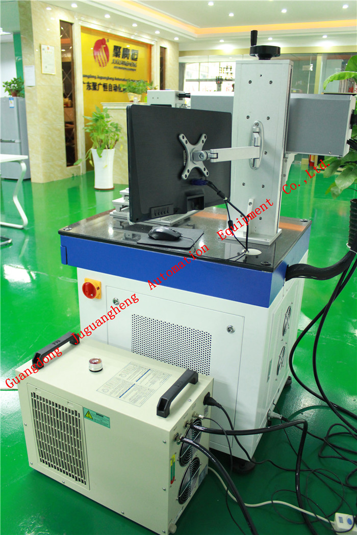 JGH-102 Light pump YAG Laser Marking Machine (2)