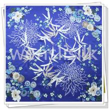 Tela de Design de moda para lenço de seda