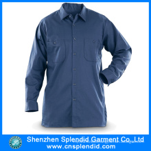 Wholesale Working Clothes Cotton Long Sleeves Work Uniform
