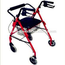 Advanced design rollator rehabilitation equipment
