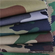TC Blend Twill Military Camouflage Fabric