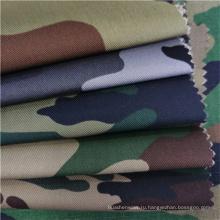 TC Blend Twill Военная камуфляжная ткань