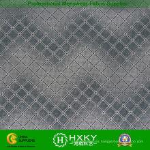 Poliéster tejido de Farbic de chalecos a prueba de viento en relieve