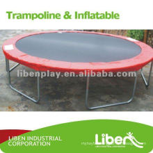 8-16ft Bungee Jumping Round Trampoline