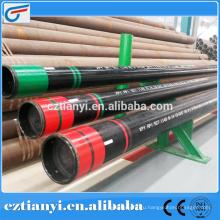 N80 API 5CT обсадные трубы / труба из углеродистой стали