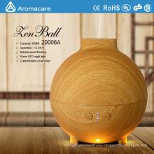 600ml Wood Waterless aromatherapy diffuser