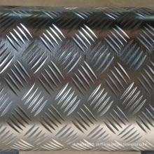 5052 Bobina de alumínio a xeroel para piso
