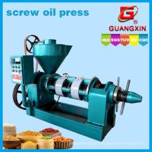 Traitement de l'huile de graines de tournesol de machine d'huile de contrôle de la température