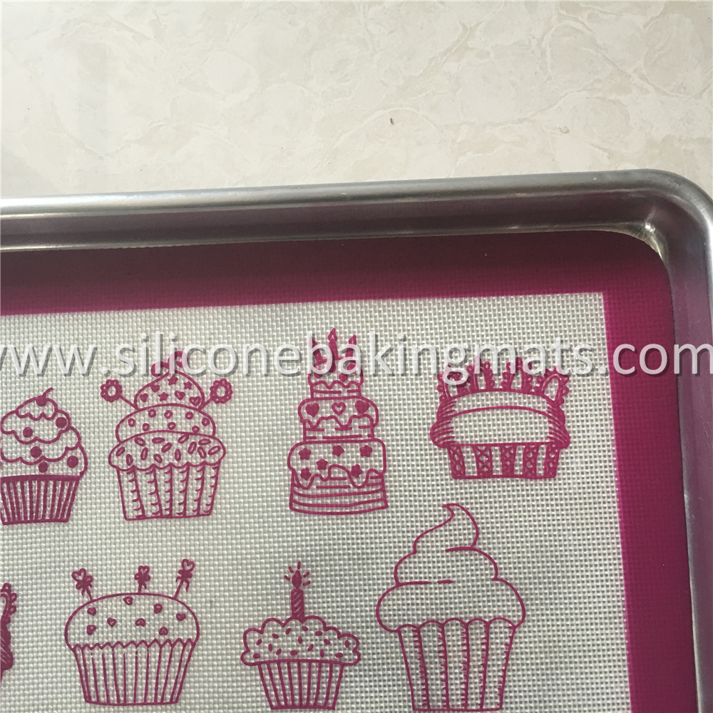 Silicone Baking Mat Cookie Liners