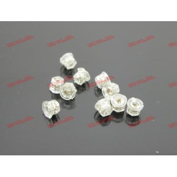 Injection Hex Nut For Rimless Eyewear Eyeglasses