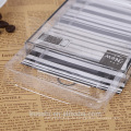 Fabrik hergestellt klar PVC-Verpackung. PVC-Box für mobile Verpackung mit Handloch