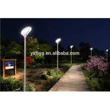 Die-casting Aluminum Alloy solar street garden light model LED-J154 by manufactured