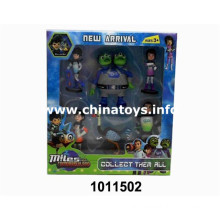 Hot Selling Plastic Toy Doll (1011502)