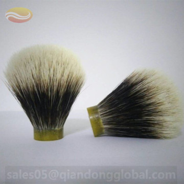 O mais fino Badger Hair Shave Brush Knot