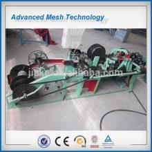 Arame farpado eletrolítico que faz as máquinas que fazem a fábrica de Anping