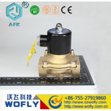 2/2 direct actign 2w-250-25 water solenoid valve 220v ac 1 inch