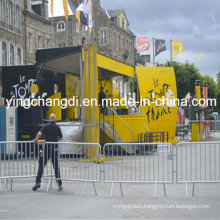 China Wholesale Pedestrian Crowd Control Barrier (China suppier/Manufacturer/ISO)
