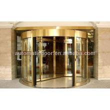 2 Wing Gold Door