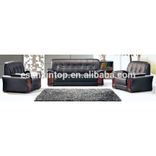Durable sofa suite for office design , Office sofa furniture design and sell, Office furniture manufacturer in Foshan (T3095)