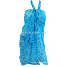 Fashion ladies ombre color sarong pareo