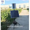 Repeller pássaro Max solar com 8 sons e cartão de chip de som substituível
