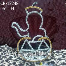Easter Tiara Crowns Elephant Crown